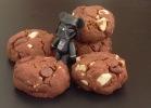 Darkside decadence: the gluten-free biscuit