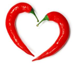 heart chilli