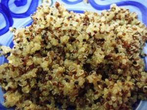 quinoa amaranth