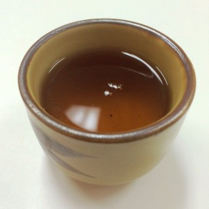 tea oolong cup