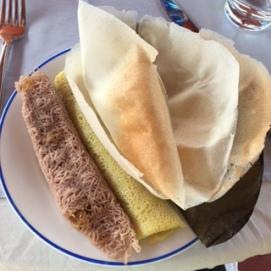 Sri Lanka DG breakfast