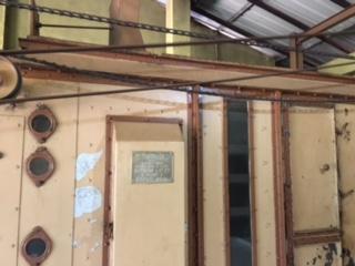 Sri Lanka Tea factory 1 firing