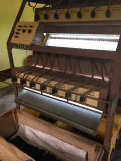 Sri Lanka Tea factory 1 grading machine