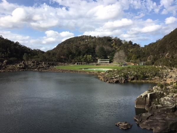 Tasmania Cataract Gorge