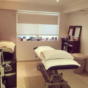 House of Prana treatment room